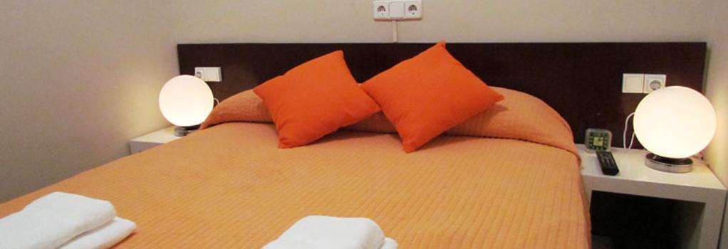 바르셀로나 시티 세븐 - 바르셀로나 - 침실