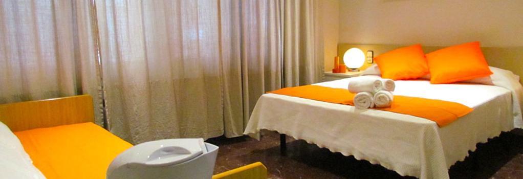 바르셀로나 시티 스트리트 - 바르셀로나 - 침실