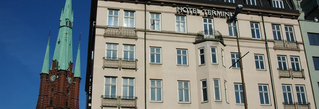 호텔 터미너스 스톡홀름 - 스톡홀름 - 건물