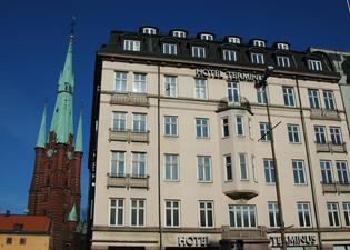 호텔 터미너스 스톡홀름