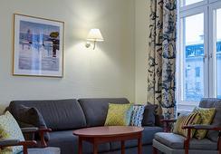 호텔 터미너스 스톡홀름 - 스톡홀름 - 침실