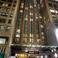 아처 호텔 뉴욕 Exterior