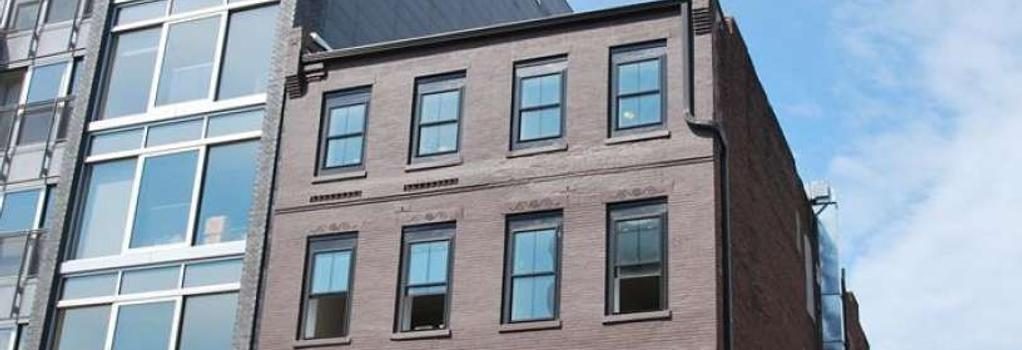 웨스트 브로드웨이 쿼터스 바이 숏 타임 렌탈스 보스턴 - 보스턴 - 건물