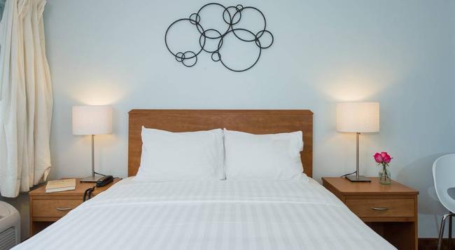 Jerry's Motel - 로스앤젤레스 - 침실