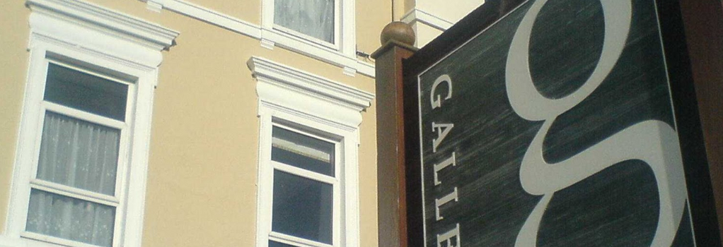 Gallery Guesthouse - 플리머스 - 건물