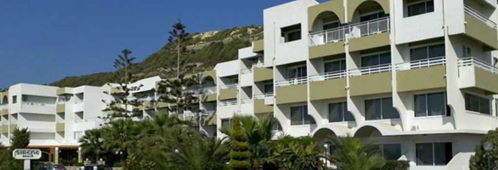 Sirene Beach Hotel - 로도스 - 건물