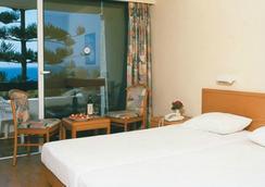 Sirene Beach Hotel - 로도스 - 침실