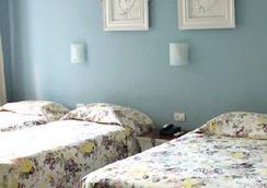 Hotel Caravelas - 상파울루 - 침실