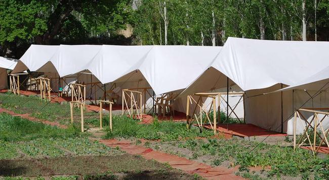 미스티크 매도우 캠프 - 레 - 건물