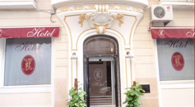 St Hôtel - Algiers - 건물