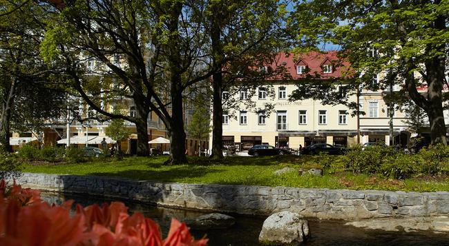Orea Hotel Anglický Dvur - Marianske Lazne - 건물