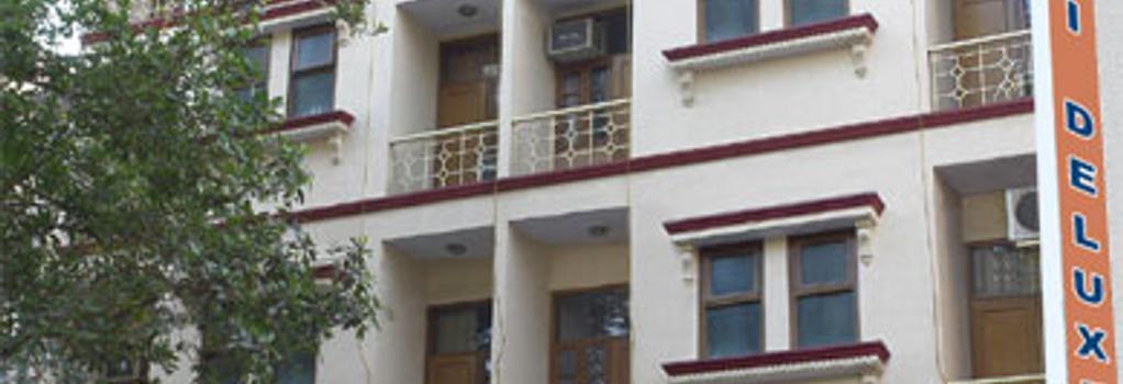 호텔 죠티 디럭스 - 뉴델리 - 건물