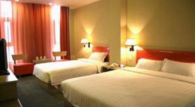 서머 호텔 칭다오 - 칭다오 - 침실