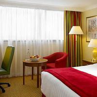 메리어트 카디프 호텔 Guestroom