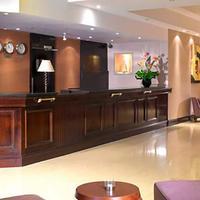 메리어트 카디프 호텔 Lobby