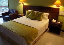 Casa Morales Hotel Internacional y Centro de Convenciones - Ibague - 침실