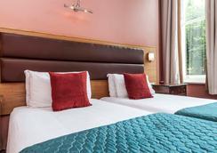 트레보비르 호텔 런던 - 런던 - 침실