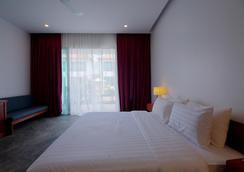 Watana Resort & Spa - 시엠레아프 - 침실