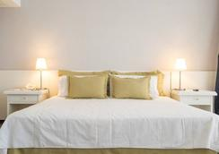 Hotel Guarani Asuncion - 아순시온 - 침실
