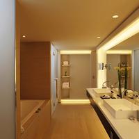 더 호텔 부뤼셀 Bathroom