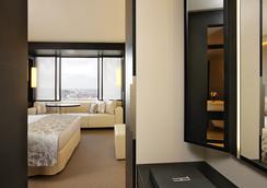 더 호텔 부뤼셀 - 브뤼셀 - 침실