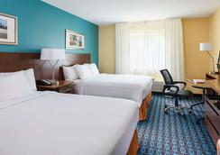 Fairfield Inn and Suites by Marriott Houston Westchase - 휴스턴 - 침실