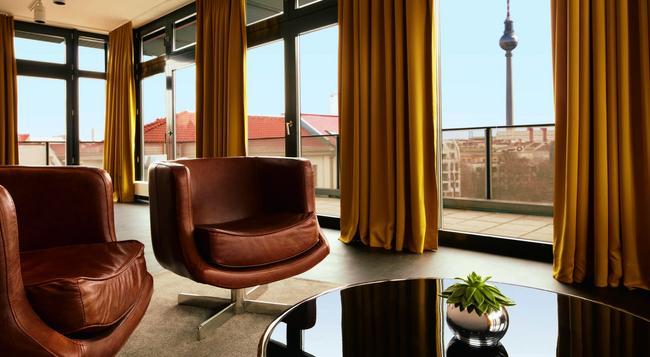 호텔 마니 바이 아마노 그룹 - 베를린 - 건물