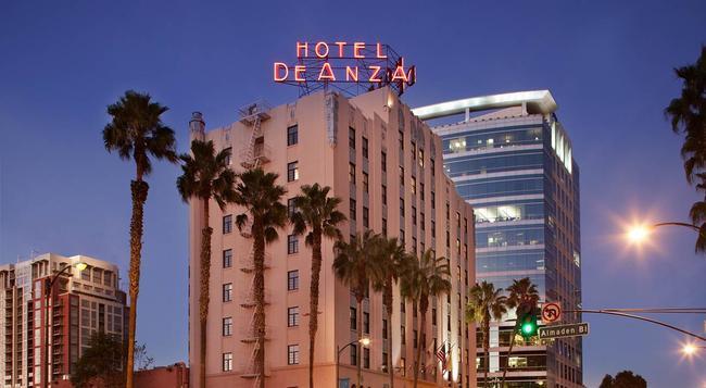 Hotel De Anza - 새너제이 - 건물