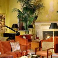 Hotel De Anza Hotel Lounge