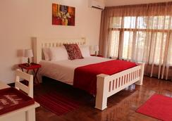 Sommerschield Guest House & Restaurant - Maputo - 침실