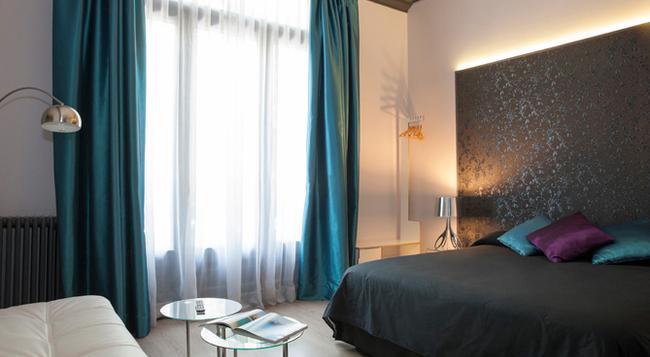 움마 바르셀로나 비앤비 부티크 - 바르셀로나 - 침실