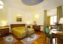 호텔 히베리아 - 로마 - 침실