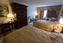 Avenue Plaza Hotel - 브루클린 - 침실