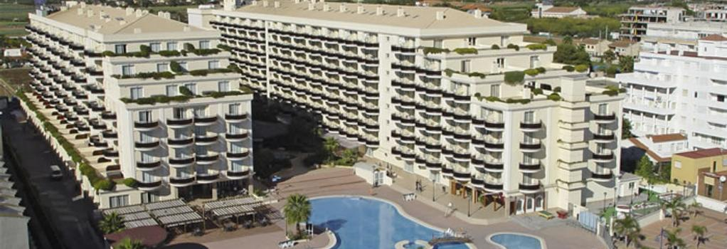 Peñíscola Plaza Suites - 페니스콜라 - 건물