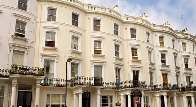 뉴 린덴 호텔 - 런던 - 건물