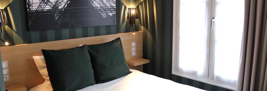 베스트웨스턴 호텔 오페라 드라우트 - 파리 - 침실