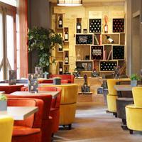 Best Western Hotel Royal St Jean Lounge
