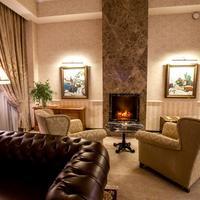 트빌리시 라에르톤 호텔 Fireplace