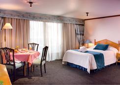 Embajador Hotel - 몬테비데오 - 침실