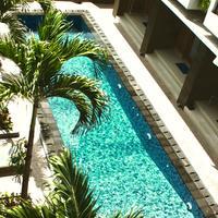 론타 방갈로 Outdoor Pool