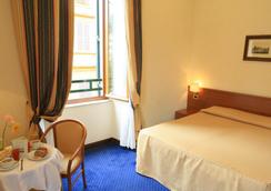 호텔 스텔라 - 로마 - 침실