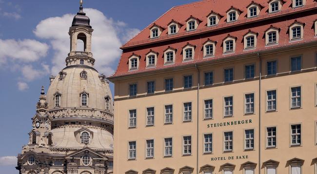 슈타이겐베르그 호텔 드 작세 - 드레스덴 - 건물