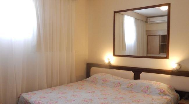 호텔 사보이 - 쿠리치바 - 침실