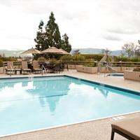 Crowne Plaza San Jose-Silicon Valley Outdoor Pool