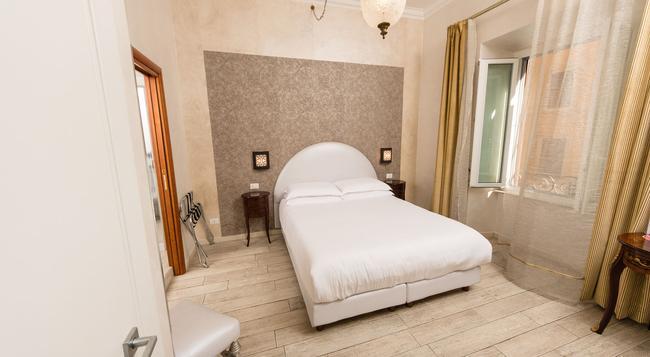 리페타 룸 - 로마 - 침실