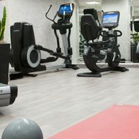 코플리 스퀘어 호텔 Fitness Facility