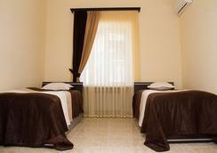 Comfort House Hotel - Yerevan - 침실