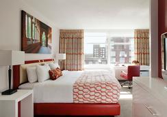 하버드 스퀘어 호텔 - 캠브리지 - 침실