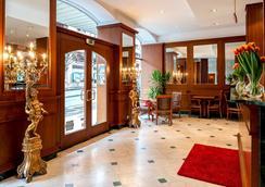 Hotel Diplomate - 제네바 - 로비