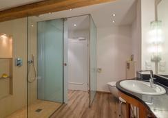 호텔 로젠빌라 - 잘츠부르크 - 욕실